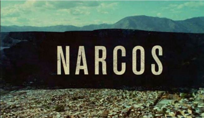 Narcos Title Card, Credit: Netflix/Juan Pablo Gutierrez